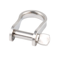 5mm x 31mm Strip D Shackle