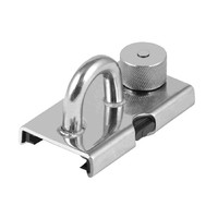 Allen Stainless Steel Sliding Fairlead With Piston Stop