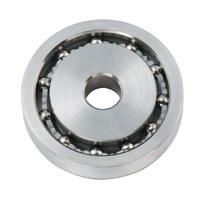 38mm X 6mm x 8mm Ball bearing SS HL Sheave