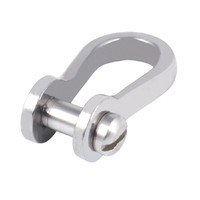 4mm Narrow Forged Shackle