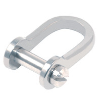 5mm slotted forged DShackle