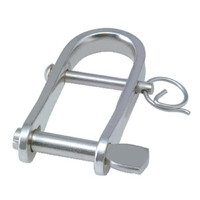 6mm Key strip Shackle and bar