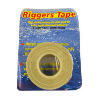 Riggers tape silver 25mm x 10m