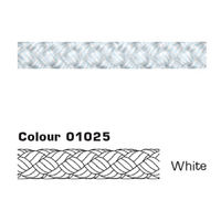 Polyamide Braid 5mm White