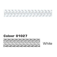Polyamide Braid 5mm 01027 White