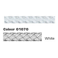 LIROS LIROLEN Braid 6mm White