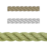 LIROS Classic 3 Strand 3mm Sales Pack 10 x 10m