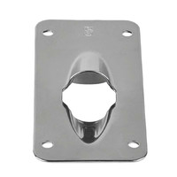 "Exit Plate, Flat, 3/4""(19mm) Line"
